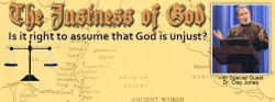 The Justness of God