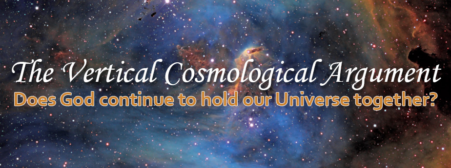 The Vertical Cosmological Argument