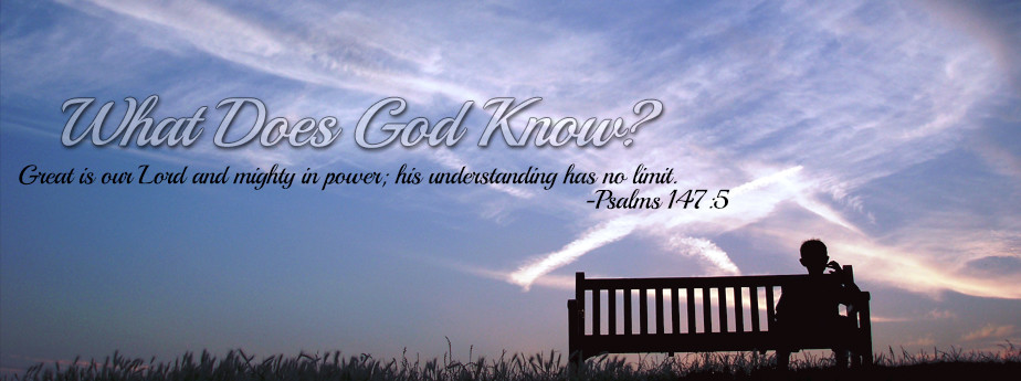 What Does God Know?