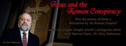 Jesus and the Roman Conspiracy