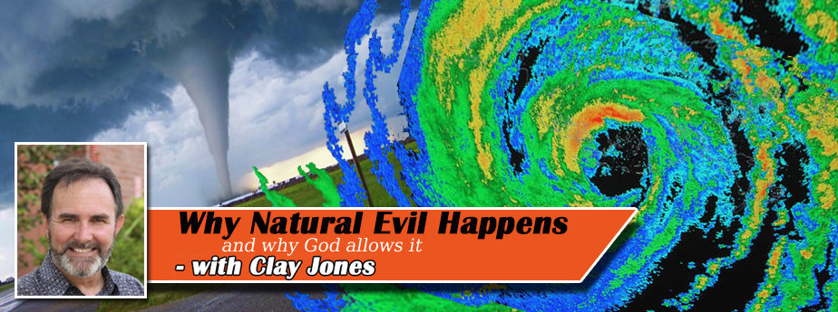 Why Natural Evil Happens