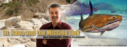 Dr. Rana and the Missing Link