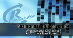 Adam and Eve: Discovered?