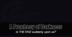 A Prophecy of Darkness