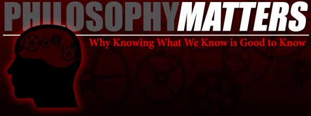 philosophy-matters