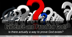 Evidence and Proof for God?