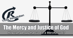 The Mercy and Justice of God