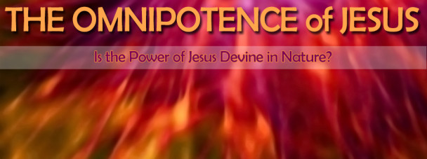 the-omnipotence-of-jesus