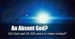 An Absent God?