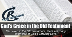 God's Grace in the Old Testament