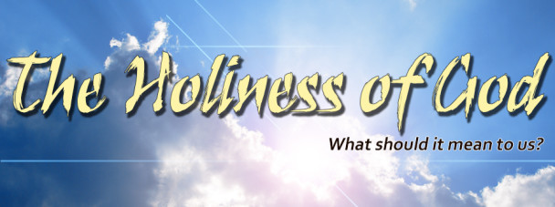 the-holiness-of-god