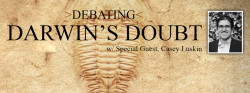 Debating Darwin's Doubt