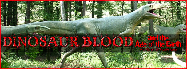 dinosauar-blood-and-the-age-of-the-earth