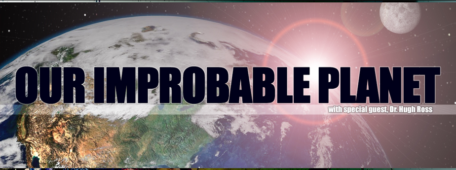 Our Improbable Planet