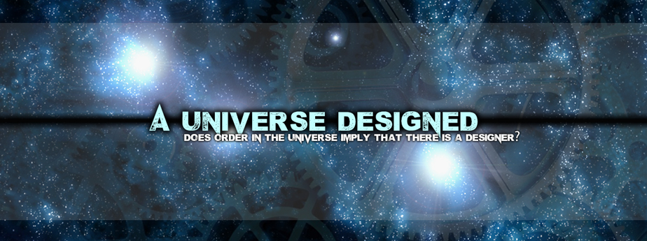 A Universe Designed