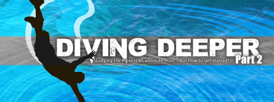 Diving Deeper part2