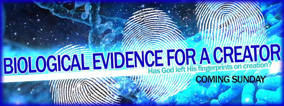 Biological Evidence for a Creator - Coming