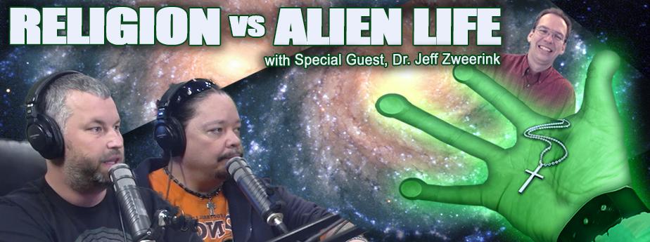 Religion vs. Alien Life
