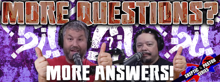 More Questions; More Answers!