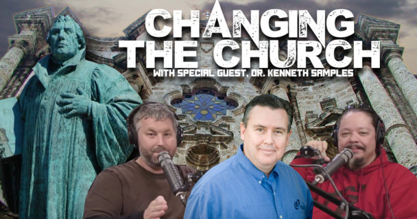 changing-the-church_TR Sermon