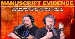 manuscript-evidence_TR Sermon