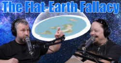 The Flat Earth Fallacy