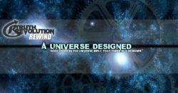 Rewind - A Universe Designed